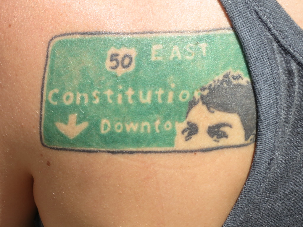 Those Troublesome Green Tattoos – Are  you sure you want that tattoo forever?