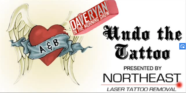 Undo The Tattoo KDWB Radio Station Contest Winner!