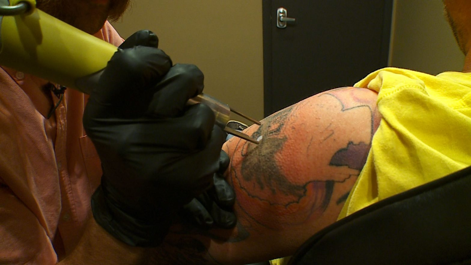 """CBS Minnesota wants to know """"How Does Tattoo Removal Work?"""""""
